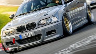 比「本尊」還猛!BMW E46 M3 GTR稀有「完全拷貝」仿製版