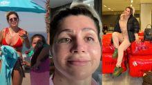 """A nada mole vida de Dani Souza: relembre os """"perrengues chiques"""" da ex-Panicat"""