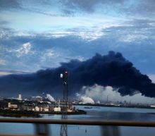 Massive fire at Houston petrochemical storage terminal may last two more days