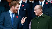 """Prince Harry Reportedly Feels """"Guilty"""" He Couldn't Say Goodbye to Prince Philip in Person"""