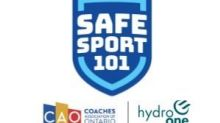 Hydro One and Coaches Association of Ontario kickstart a safe return to sport with the Return to Coaching Community Grant
