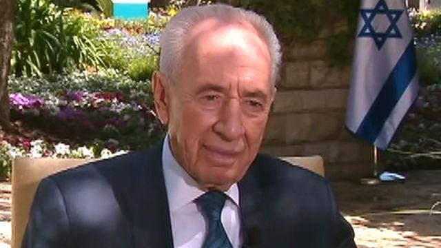 Peres: US is ready to attack Iran if necessary