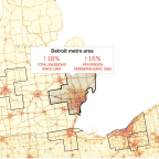 Interactive Map Shows Exactly How Much Car Emissions Have Grown Where You Live