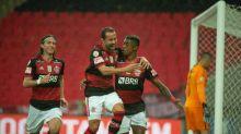 Bruno Henrique supera marca de Brocador e sobe no ranking de artilheiros do Flamengo no século