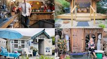 The UK's shed of the year shortlist revealed