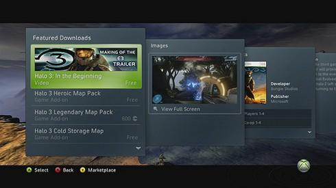 New Xbox Experience to streamline Games Store