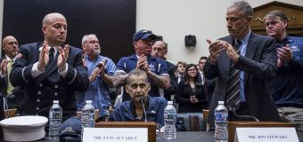 9/11 responder: 'My liver had completely shut down'