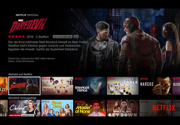 Netflix Online Schauen