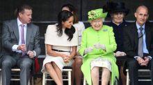 Meghan Markle übernimmt eine wichtige Verpflichtung von der Queen