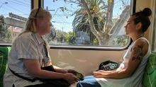 'I'll be finished in six minutes': Meditating commuter 'berated' by ticket inspector