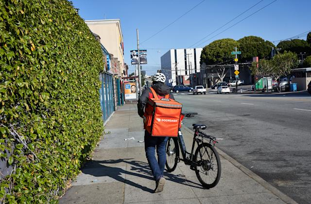 DoorDash lets restaurants add their own delivery drivers to its service