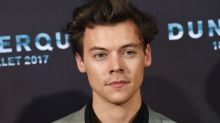 Harry Styles Goes Shirtless on 'Rolling Stone' Cover and Fans Are Freaking Out