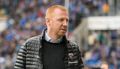 Bundesliga: FCI-Coach Walpurgis: Bitte keine Trainerdiskussion!