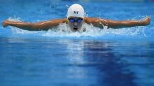 'New butterfly queen' boosts China's Olympic swimming hopes