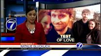 Tragedy tests love of high school sweethearts