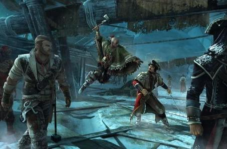 Assassin's Creed 3 multiplayer trailer sneaks out
