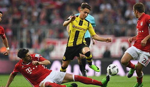 Bundesliga: Tuchel staucht Mor im Training zusammen