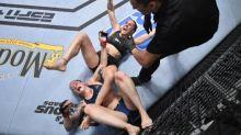 Jennifer Maia's submission win leads UFC Vegas 5 bonuses