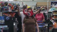 Minnesota Couple Wears Nazi Face Masks To Walmart After State Mask Mandate
