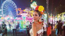 La foto por la que acusan a Rosanna Zanetti de provocar a Elena Tablada