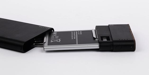 'Better Re' Kickstarter finds a use for old cellphone batteries