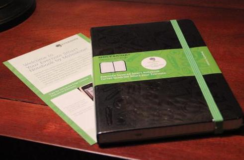 Switched On: Taming Evernote's paper tiger