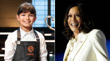 Melissa Leong Says Georgia's Junior MasterChef Win Reflects Kamala Harris's Speech
