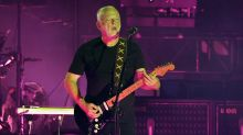 Pink Floyd's Dave Gilmour auctions guitars for climate change charity