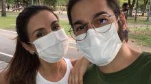"""Fátima e Túlio fazem passeio pós-pandemia: """"Parece outro mundo"""""""
