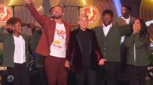 Justin Timberlake surprises aspiring musicians with generous gifts