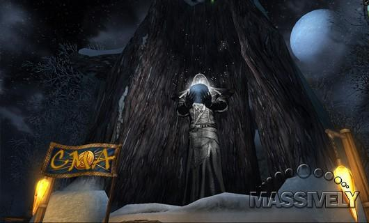 Choose My Adventure:  Beyond the walls of safety in Darkfall