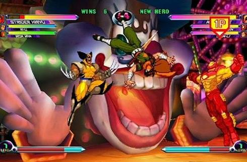 Marvel Vs. Capcom 2 tops PSN sales for February