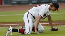 Braves pitcher Mike Soroka tears Achilles against Mets, out for season