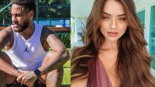 "Pressionados, Neymar e Rafa Kalimann se posicionam em ""blackout"""