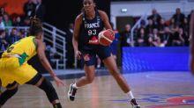 Basket - NBA - Diandra Tchatchouang (ailière de l'équipe de France): «Admirative de cette démarche»