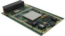 Mercury launches aircraft-ready OpenVPX modules