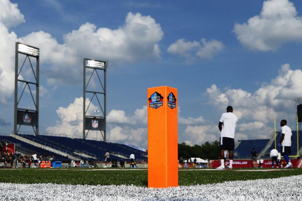 The Dallas Cowboys and Arizona Cardinals kicked off the 2017 preseason in Canton, Ohio. (AP)