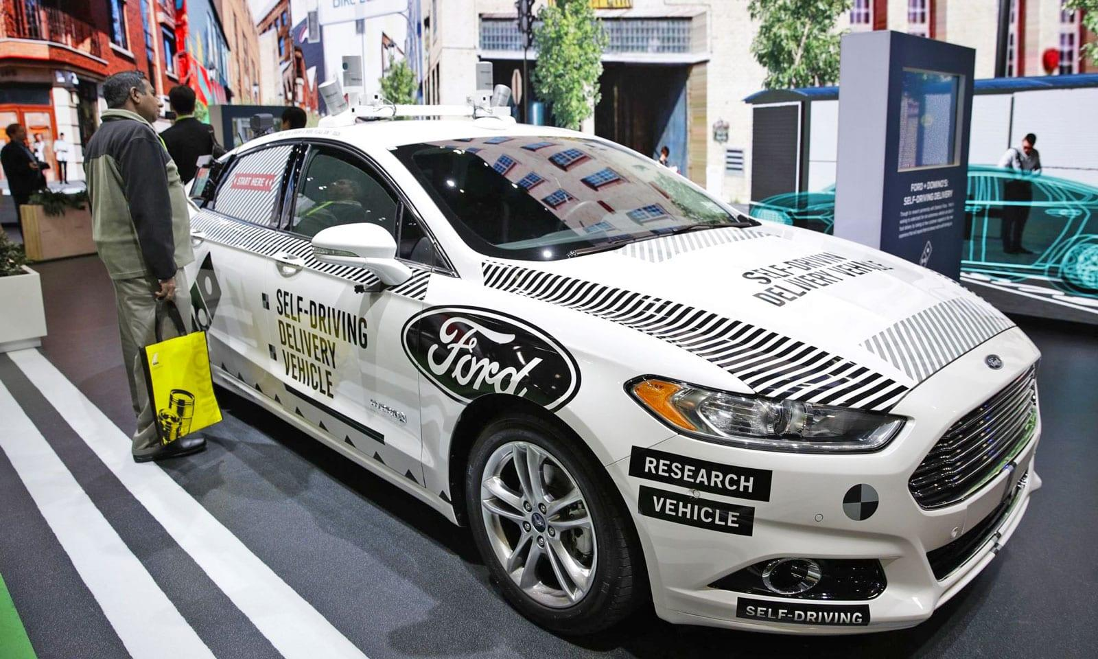 Ford CEO says the company 'overestimated' self-driving cars | Engadget
