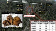 ATAC Discovers High Grade Copper-Gold Mineralization at the Rau Project, Yukon