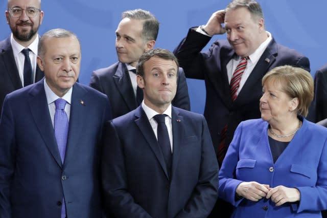 NATO France Turkey