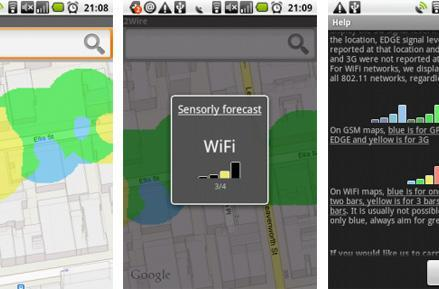 Sensorly aims to keep coverage maps honest