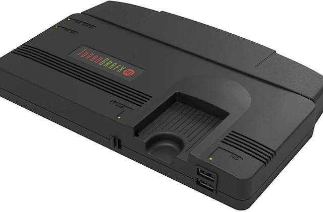 Konami's TurboGrafx-16 mini has been delayed due to coronavirus