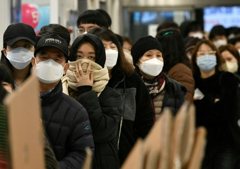 """While the World Health Organization said the outbreak had """"peaked"""" in China, it warned about a possible pandemic"""