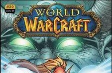World of Warcraft comic issue #20 preview
