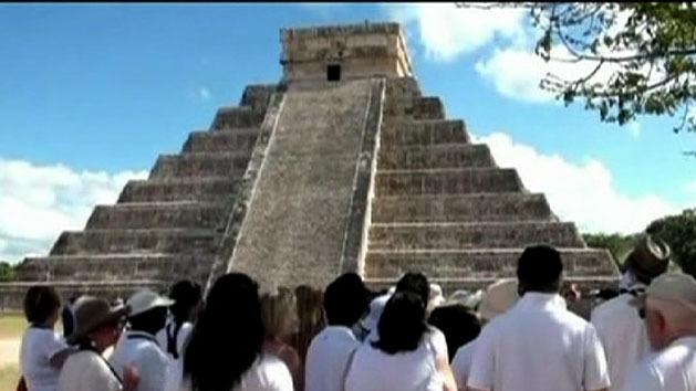 Mayan calendar has doomsdayers in a spin