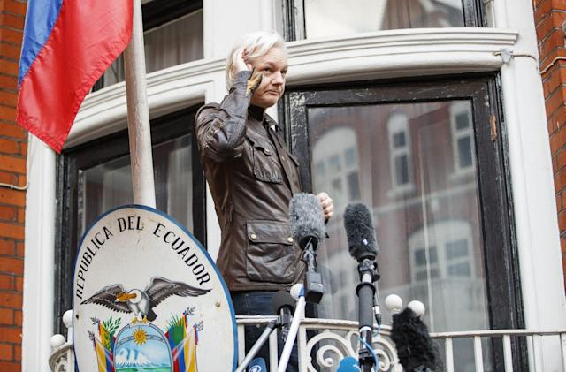 WikiLeaks' Julian Assange could face 'imminent' embassy expulsion