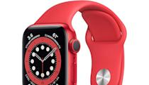 Apple Watch Series 6 Product Red drops to $265 at Amazon