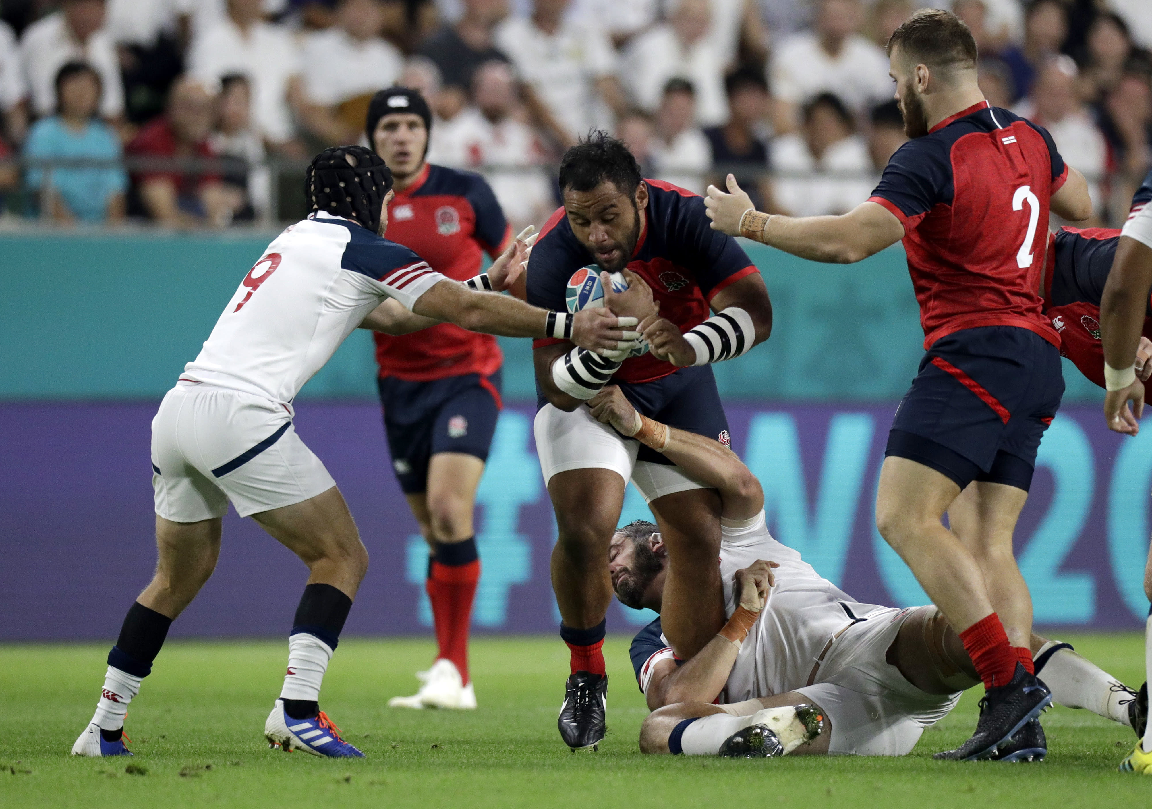 Baggage unpacked, England intent of making amends for 2015