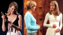 Cómo Laura Dern se jugó la carrera para ayudar a Ellen DeGeneres a salir del armario