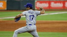 Dodgers' Kelly banned for eight games for Astros fireworks
